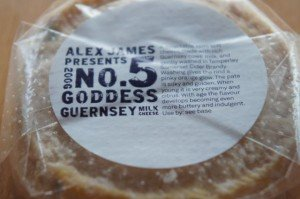Alex James No.5 Goddess