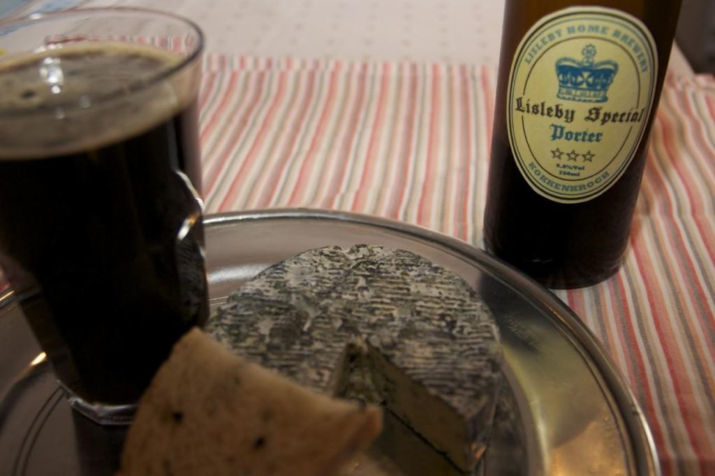 Øl og ost