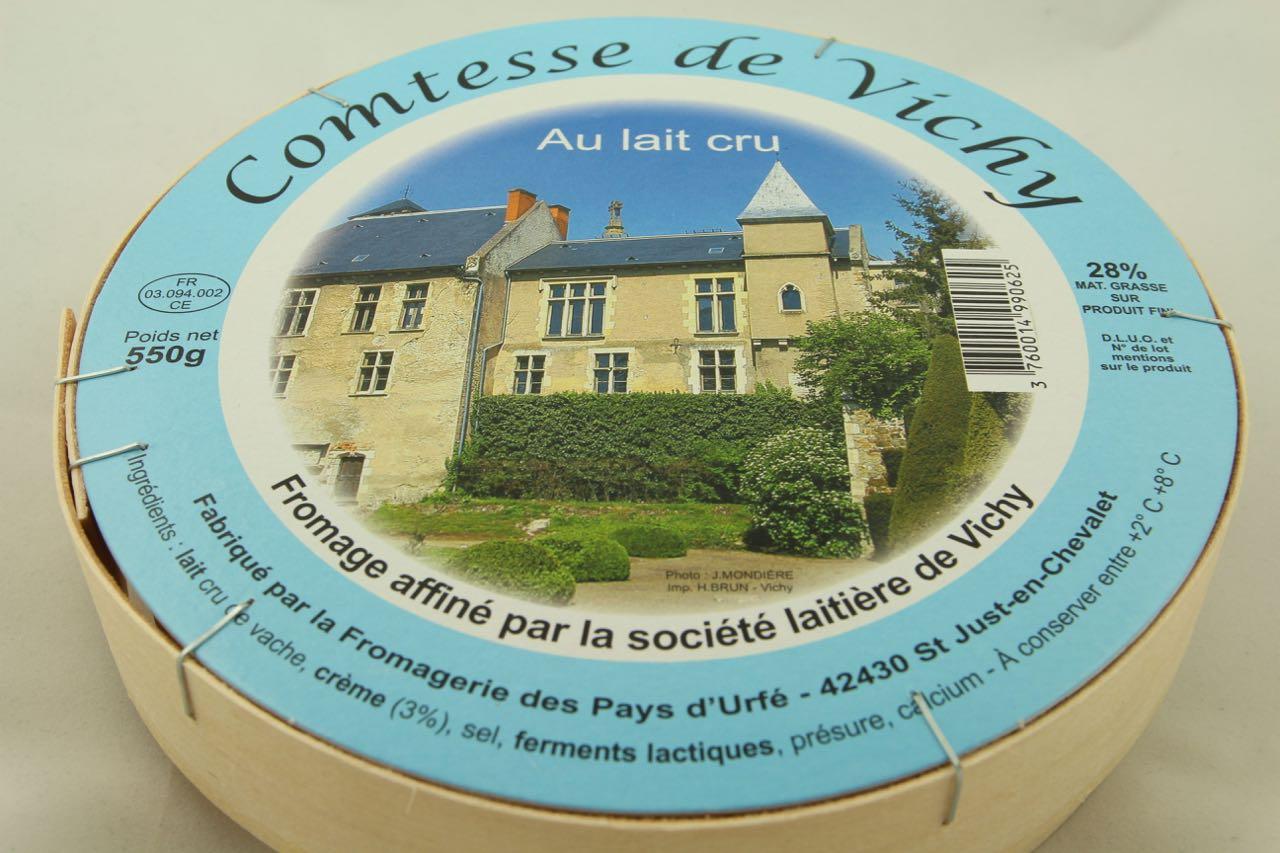 Comtesse de Vichy