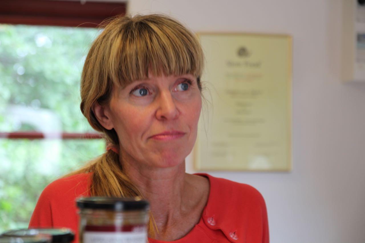 Maria Tuveson Lindgren. Foto: Tia Aursnes