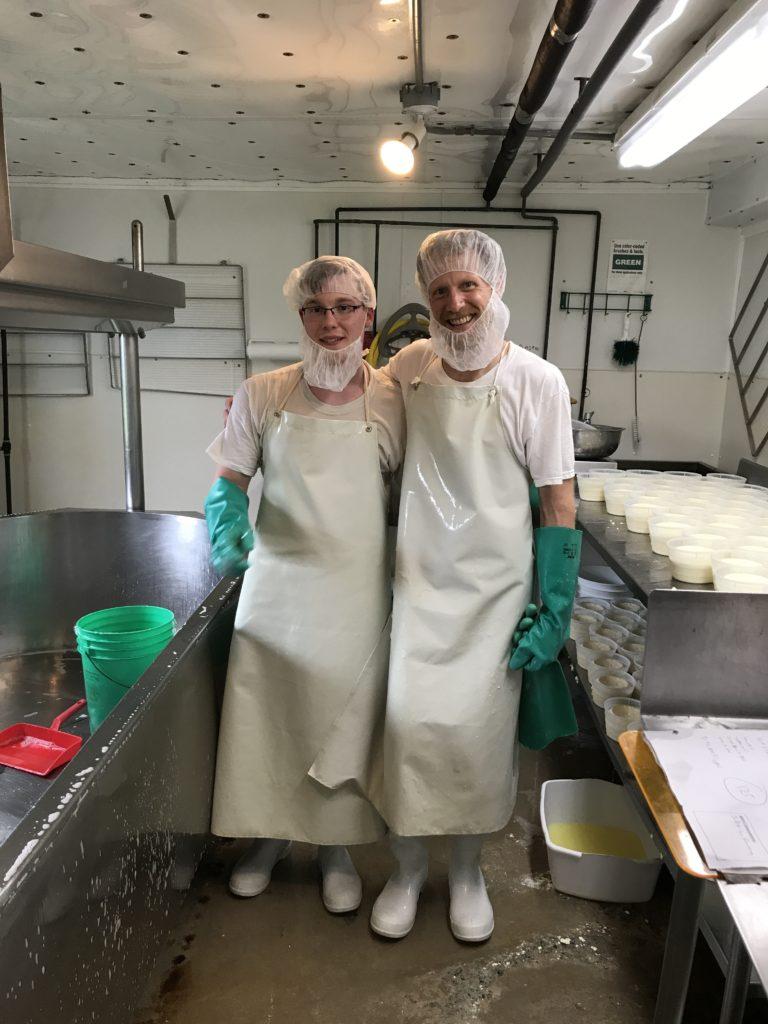 Washed Rind California Cheese Wedding Cake