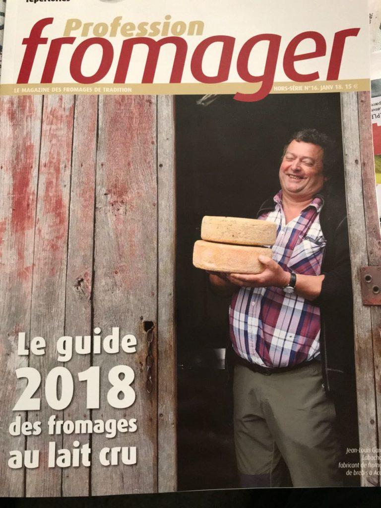 Franske AOP-oster